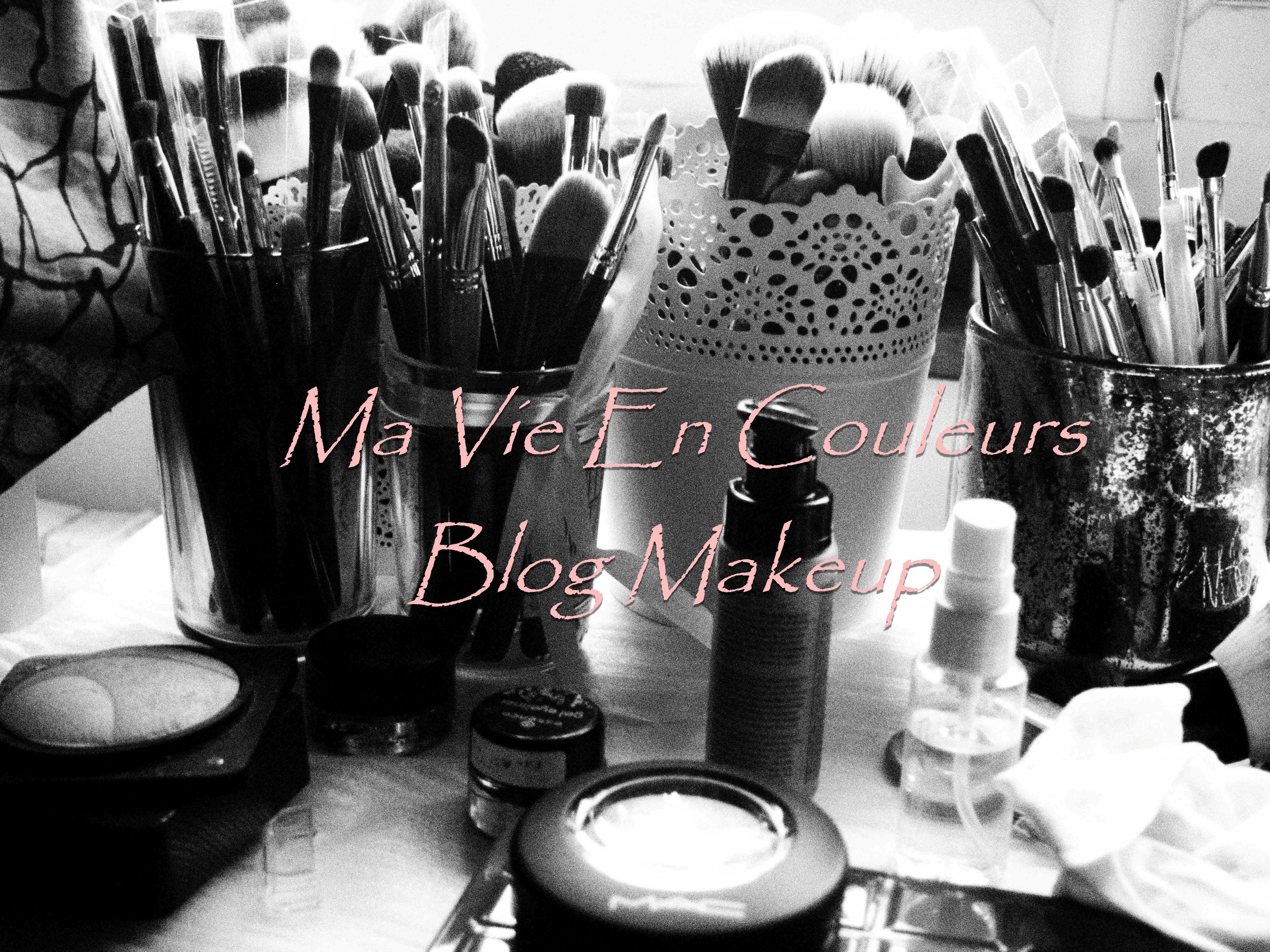 Ma Vie En Couleurs Blog-Makeup