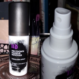 meltdown makeup remover
