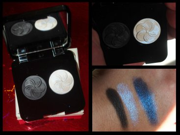 Asian Touch Holographic Eyeshadow Palette 02 Graphite Touch