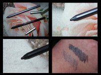Multicolour Glitter Eyeliner 05 Celestial Steel/ 06 Luminous Black