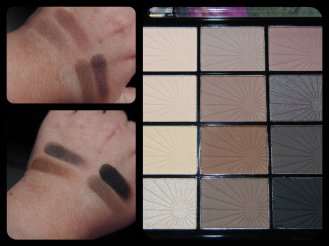 makeup revolution hd pro eyes & brow palette