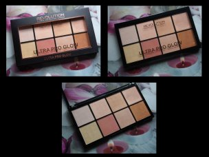 makeup revolution ultra pro glow palette