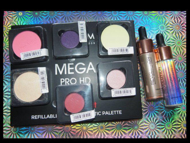 makeup revolution/freedom