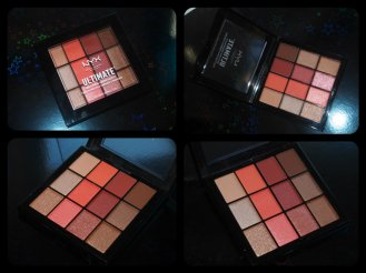 warm rust ultimate multifinish palette